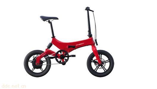 飘鱼智能折叠自行车-S6
