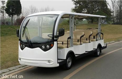 11座電動觀光車深圳電動觀光車