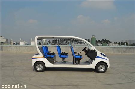 深圳米森6座电动巡逻车电动执法巡逻车