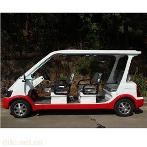 物业专用8座电动观光车