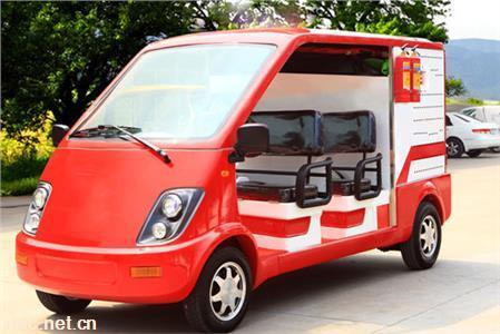 全国街道4座电动消防车专用
