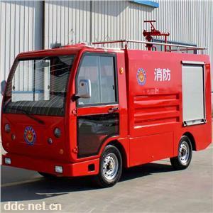 街道专用2座电动消防车