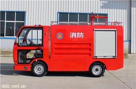 全国街道2座电动消防车专用