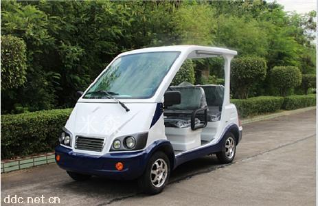 米森科技5座電動巡邏車