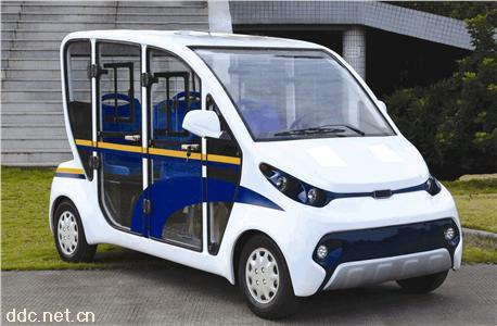 米森科技新4座電動巡邏車