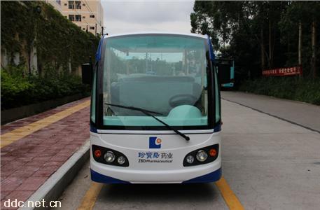 米森科技11座電動觀光車