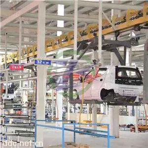 新能源电动汽车涂装线
