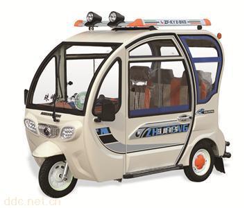 珠峰-电动篷车