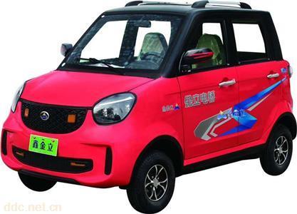 鑫金立-豪華電轎A10電動篷車