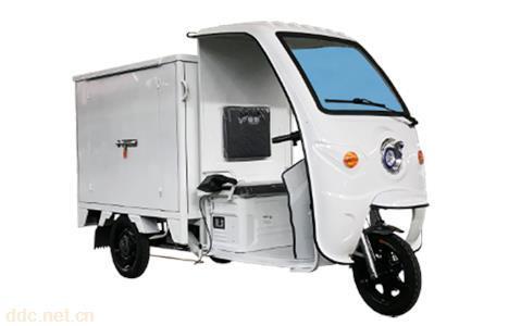 金彭电动三轮车恒达150系列(基础车型)快递专用车