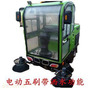 驾驶式洗扫车
