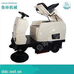 物业街道工厂地面扫地车驾驶式室电瓶式扫地机