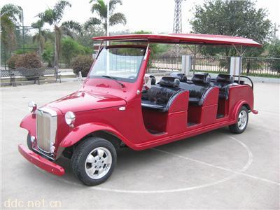 凯驰8座豪华电动观光车