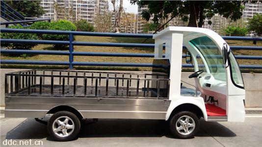 凯驰四轮电动货车可带门