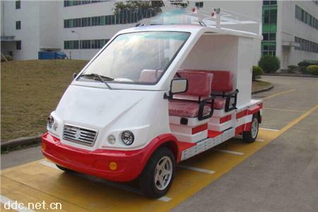 凯驰4座电动消防车[CAR-XF04A]