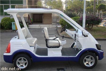 凯驰CAR-XL4座电动巡逻车