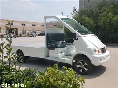 凯驰-电动平板货车