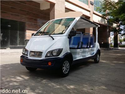 广东凯驰6-8座治安巡逻电动车