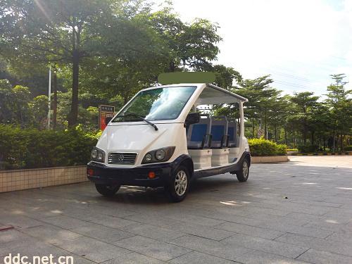 凯驰四轮电动巡逻车按要求生产高续航