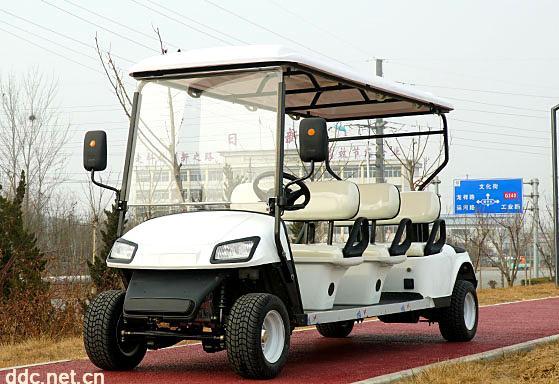 凯驰6座高尔夫观光车
