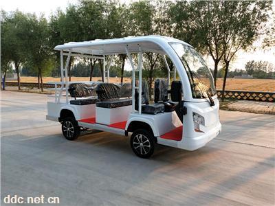 凯驰8座景区观光电动车