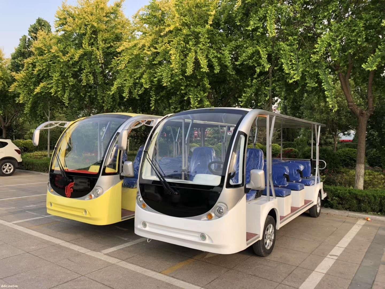 凯驰电动观光车续航100KM配置