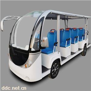 凯驰电动观光车品牌