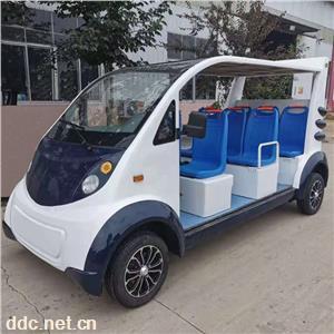 凯驰钣金款CAR-XL8座社区治安巡逻电瓶车
