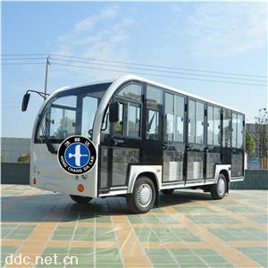 23座全封閉鋰電電動觀光車