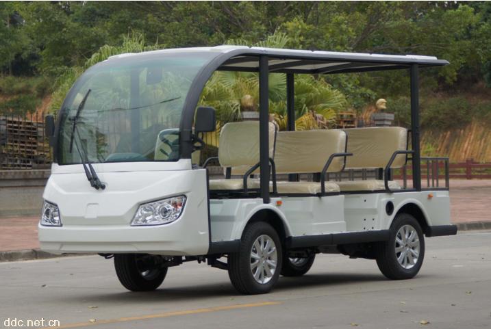 鸿畅达8-18座景区旅游电动观光车