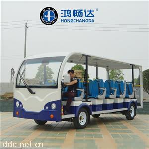 23座鋰電電動觀光車