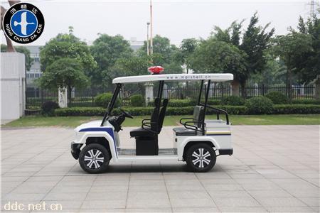 物业别墅小区鸿畅达电动巡逻车