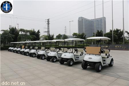 新款2020鸿畅达2座电动高尔夫球车