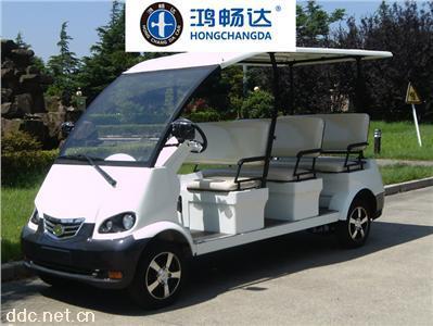 社区物业电动观光车