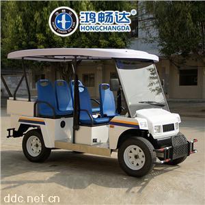 鸿畅达社区小区物业电动巡逻车