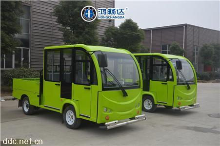 2020新款电动货车电动搬运车电动平板车