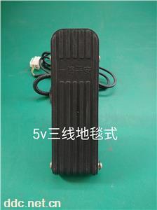 雷控新能源电动车加速器5V三线地毯式