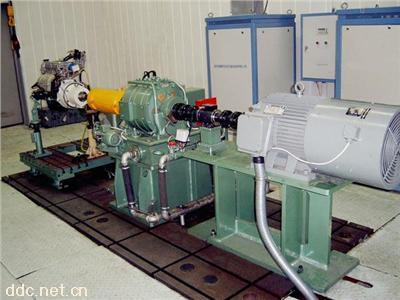 电动车电机综合测试系统