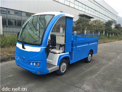 电动货箱车