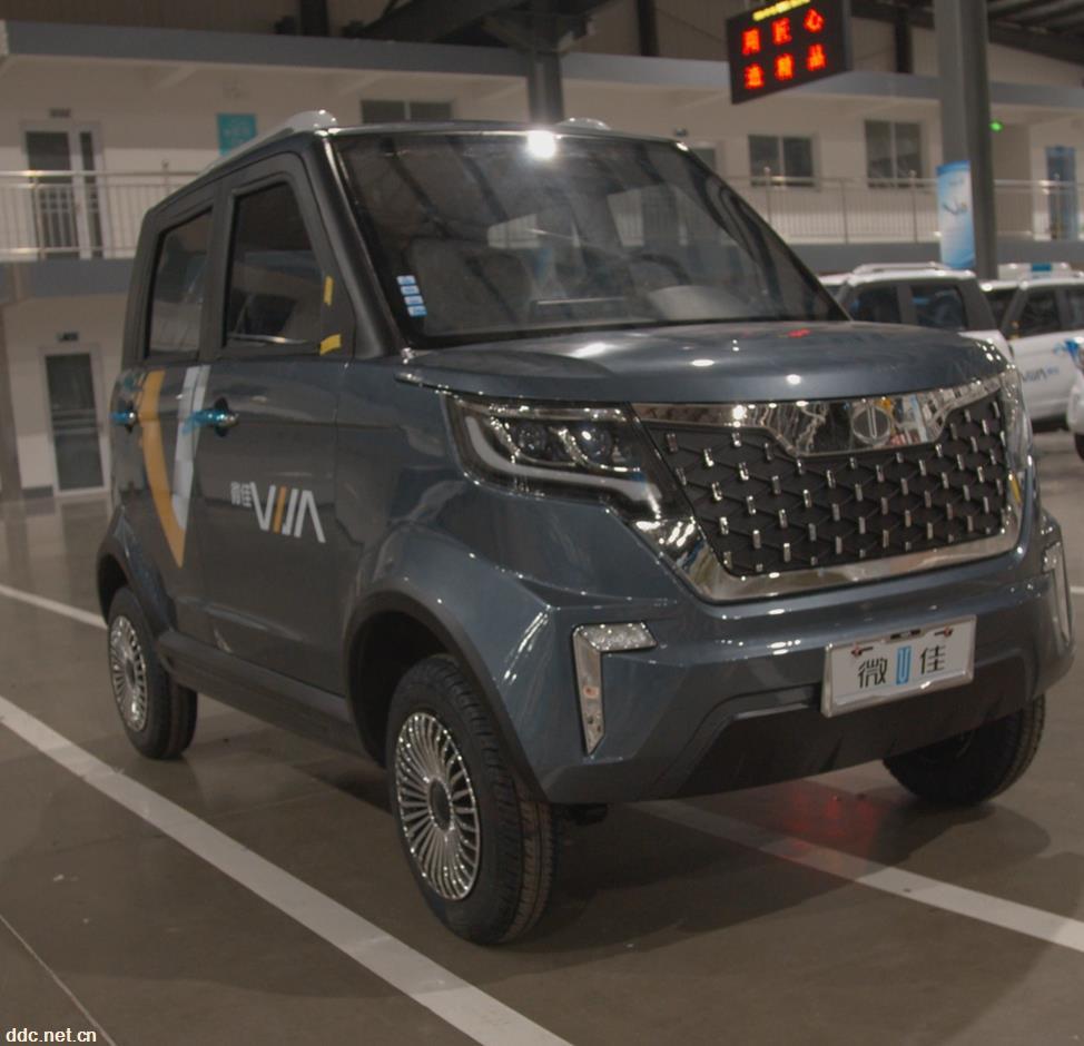 微佳-V8电动微电轿