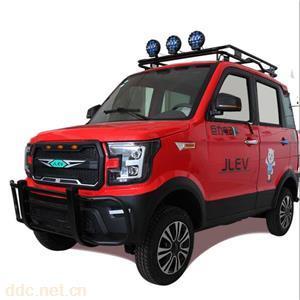 巨力電動四輪新能源汽車電動微轎