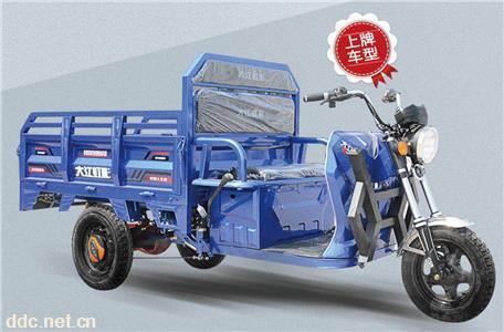 大江虹彩-虹彩1.5米电动三轮车