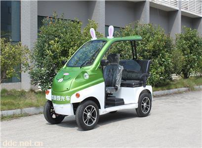 景区租赁电动车 旅游观光代步自驾游车 四轮观光代步车