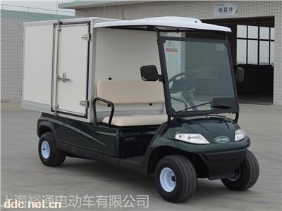 电动送餐车酒店布草车电动高尔夫球车