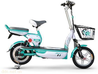 绿能电动自行车极光15号