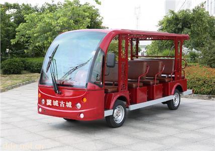 14座观光车