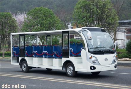 23座电动游览车