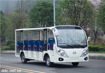 景区代步燃油观光车
