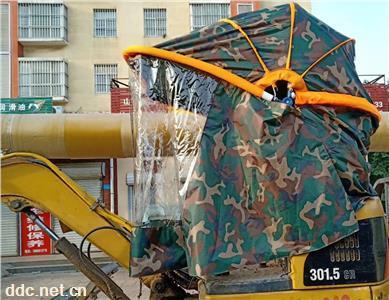 钩机遮阳篷挖掘机遮阳篷雨棚随车吊遮阳篷三轮车遮阳篷