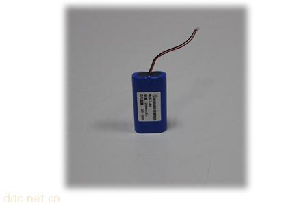 7.4V全自动智能电子锁电池